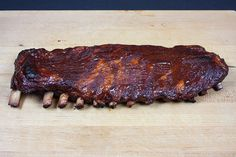 St Louis Style Ribs - Perfect every time. You will not fail with this technique. Become the grill master at your home! Barbecue Ribs, Ribs On Grill, Pork Ribs, Bbq Pork, Saint Louis Ribs, St Louis Style Ribs, Rib Recipes, Grilling Recipes, Great Recipes