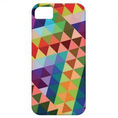 abstract geometric  I phone case