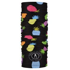 This punky Pineapple Party TikiTube is the best way to hold back hair and stop sweat and weather spoiling your training. Wear as a headband, buff or tie around your wrist as a sweatband - there are endless options!  Cut from soft, absorbent fabric the TikiTube keeps you moving when it matters. Light and compact, simply pop it in your pocket or bag for emergencies.  Add a dash of fun and colour to your outfit or wear with matching Pineapple Party leggings, shorts or swimwear. Leggings Party, Stop Sweating, Spoil Yourself, Compact, Pineapple, Scarves, Weather, Training, Colour