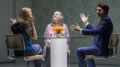 Marjorie Prime - The Front Row Center Requiem For A Dream, Theatre Reviews, Broadway Plays, Hd Movies, 2017 Movies, Full Movies Download, The Old Days, Latest Movies, Memories