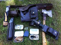 Survival belt kit                                                       …