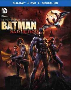 My review of BATMAN: BAD BLOOD