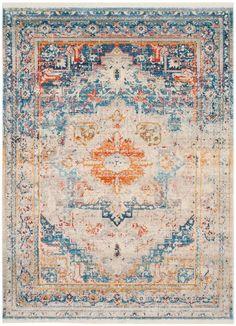 $632 10x14 Vintage Persian Area Rug: