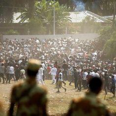 Mueren 300 personas en estampida durante protesta en Etiopía - teleSUR TV