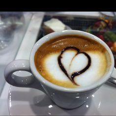 L'arte con il caffè!