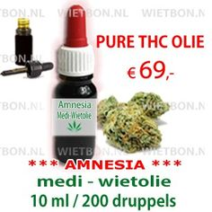DE WIETBON online THC wietolie bestellen.www.wietbon.nl