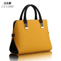 JZ CHIEF Casual Slim Handbag for Women