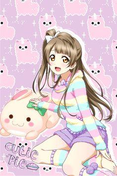 Kotori~♥ (Love Live! School Idol Project)
