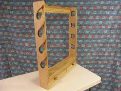 Woodworking Projects That Sell | ... Gun Rack - by MontanaBob @ LumberJocks.com ~ woodworking community