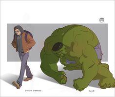 HULK - Bruce Banner By Kizer