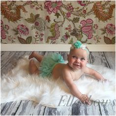 A personal favorite from my Etsy shop https://www.etsy.com/listing/279317898/baby-full-ruffle-diaper-coverbloomer-and