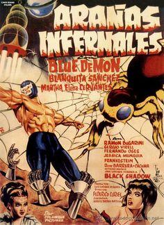 Hellish Spiders (1968)