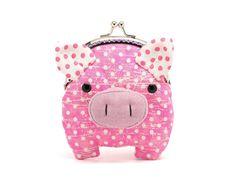 pig purse