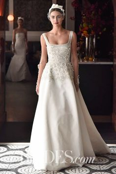 3d3595d482a How to Find the Perfect Wedding Dress for Your Body Type. Wedding Gown A  LinePerfect Wedding DressBridal Wedding DressesSquare Wedding DressLela Rose  ...