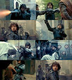 Athos fighting face appreciation post 1