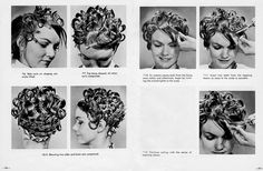 Bobby Pin Blog - 1960s hair