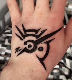 Outsiders Mark from Dishonored by Ray at Ray and Vinnys Tattoos Wigan England. Henry Tattoo, Mark Tattoo, Body Art Tattoos, Tribal Tattoos, Cool Tattoos, Dishonored Tattoo, Henna Inspired Tattoos, Famous Tattoo Artists, Stylish Tattoo