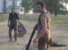 daryl dixon walking dead season 4 | ... Reedus's Daryl is right on target in 'Walking Dead' – USATODAY.com