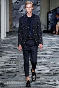 Neil Barrett Spring 2016 Menswear - Collection - Gallery - Style.com