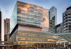 Massachusetts General Hospital in Boston by NBBJ