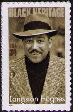 Langston Hughes.