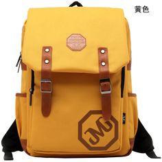 Back pack kpop candy color oxford laptop backpack women school backpacks brand fashion bagpack men travel casual shoulder bags-inBackpacks f.