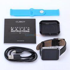 Novedad: Cubot R8, el smartwatch más delgado del mundo