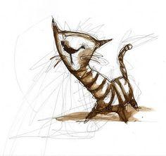 Artista Blog: Cat in Monday Mood // Macska hétfői hangulatban