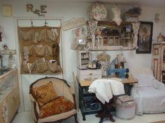 My studio in WWC
