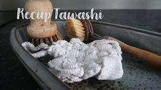Réalisation de tawashi, éponge en vêtements recyclés Stuffed Mushrooms, Vegetables, Nature, Food, Eat, Stuff Mushrooms, Naturaleza, Vegetable Recipes, Eten