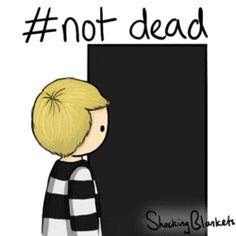 bbc sherlock not dead notdead