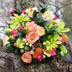 Bouquet Gourmand #flowers #flowerdelivery