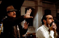 Néstor Almendros y Martin Scorsese