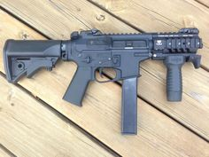 Image result for ar 15 suppressed long handguard