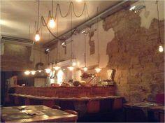 Simone indica o restaurante Pork em Barcelona