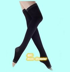 70f27db6580 420D Compression Stockings Legs Professional Anti Varicose Fat Burning  Stovepipe Lycra Women Stockings Sleeping Stockings Health