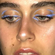 "1,451 Likes, 10 Comments - Makeup Artist, Sydney (@absolutelynotttt) on Instagram: ""Blu"""
