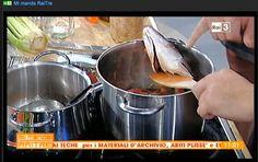 Puntata dedicata agli Puntata dedicata agli scarti di pesce, ho preparato un brodetto di pesce con fagioli cannellini. Costo 2 euro. Se pensiamo che per 4 persone occorre un kg di pesce, con questa ricetta del recupero degli avanzi, si può avere un risparmio che va dai 20,00 ai 25,00 euro.  Se un giorno tutti i ristoranti incominciano a cucinare con prodotti meno nobili ... Quale sarà la tendenza è sopratutto i prezzi ? #cucinazerospreco#cucinadelrecupero #cucinacostozero #cucina