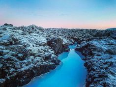 Frosty days make Blue Lagoon even cozier❄️ Blue Lagoon, Iceland, Cozy, River, Outdoor, Ice Land, Outdoors, Outdoor Games, The Great Outdoors