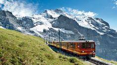 Jungfrau Railway - Switzerland Tourism; timetable