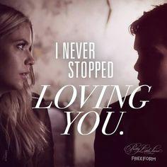 ↠{☮ Hanna & Caleb | PLL