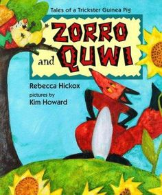 A retelling of the Peruvian folktale in which the deceptions of a guinea pig save it from a hungry fox.