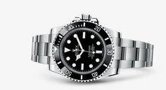 Rolex Submariner Watch: 904L steel - 114060