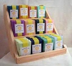 soap displays