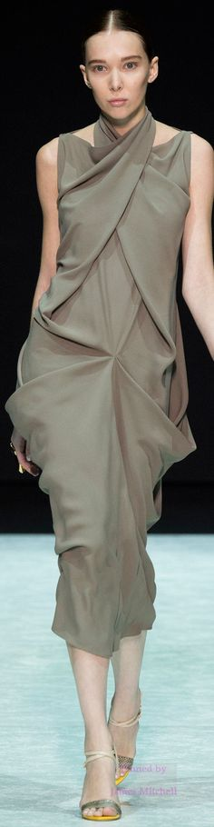 Angelos Bratis Spring 2015 Ready-to-Wear