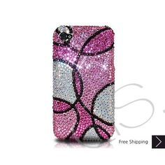 jeweled+iphone+5s+cases | http://www.eversobling.com/2207-large/semicircle-bling-bling-swarovski ...