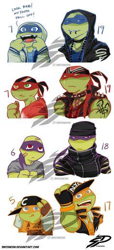 166 Best Awesome images in 2019 | Tmnt swag, Ninja turtles