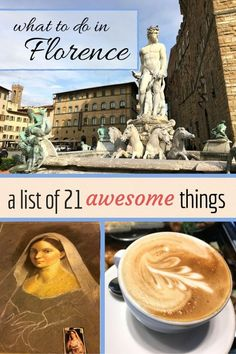 What To Do in Florence - A List of 21 Awesome Things