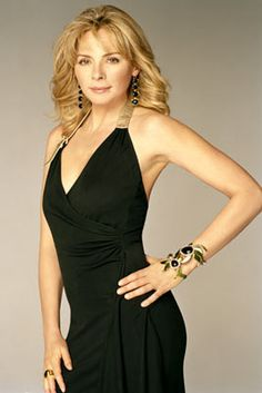 I love Samantha Jones. Kim Cattrall is crazy good in Sex and the City! Kim Cattrall, How Old Is Kim, Samantha Jones, Canadian Actresses, Fifty Shades Of Grey, 50 Shades, It Goes On, Draped Dress, Carrie Bradshaw