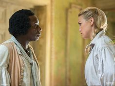 Episode 1.2 - Mr. Scott (Hakeem Kae-Kazim): Eleanor Guthrie's right-hand. Formerly Richard Guthrie's house slave, his loyalties will be put to the test as Eleanor aligns herself more closely with Flint.